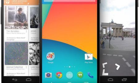 Nexus 5 - Das Google-Smartphone