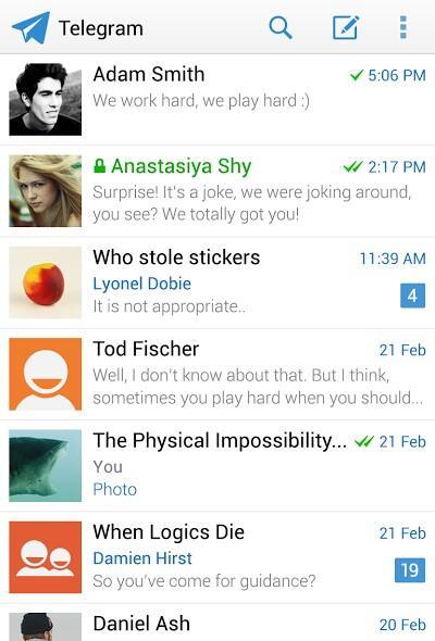 Telegram messenger open source werbefrei und kostenlos