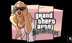 GTA San Andreas Mobile Header