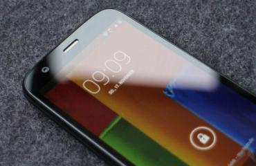 Moto G mit 720p-Display