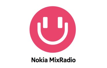 Nokia MixRadio Header