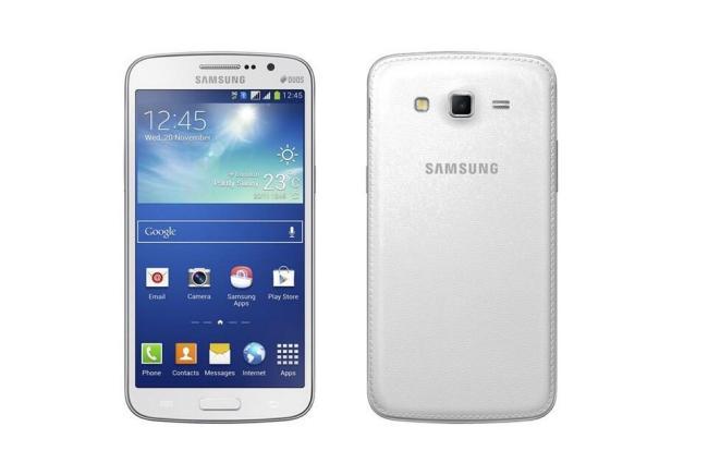 Samsung Galaxy Grand 2 Header