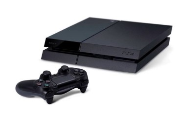 Sony PlayStation 4 Header