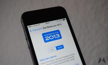 Apple Beste 2013