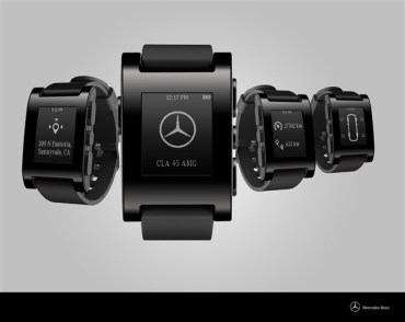 Mercedes-Benz Pebble