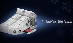 Nokia Smart Shoes Header