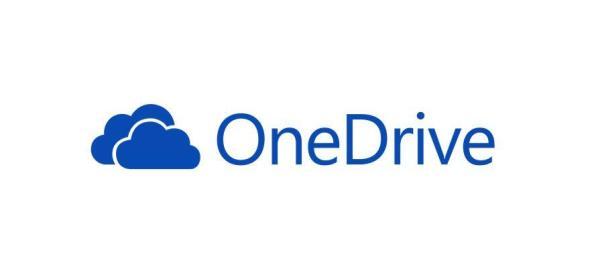 OneDrive Logo Header