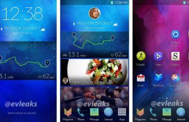 Samsung neue Smartphone ui