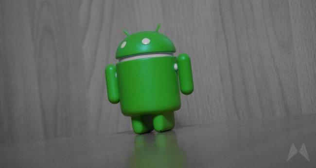 Android Logo Figur Header