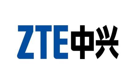 ZTE Logo Header