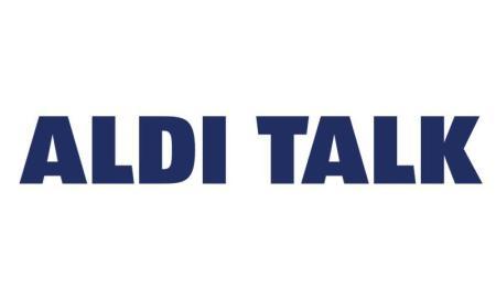 Aldi Talk Logo Header