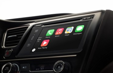 Apple CarPlay Header