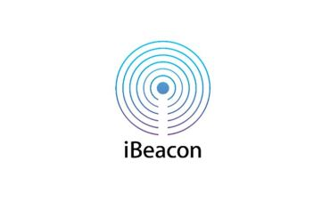 Apple iBeacon Logo Header