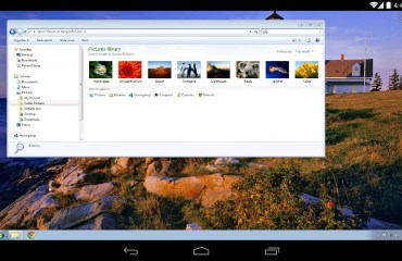 Chrome Remote Desktop 1