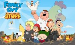 Family Guy Spiel Header