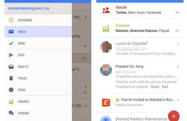 Gmail Android Screenshots