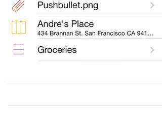 Pushbullet iOS 01