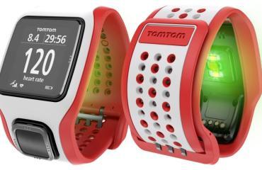 TomTom Runner Cardio GPS Sportuhr 1