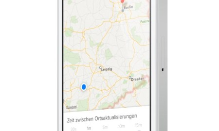 Routeshare iOS App