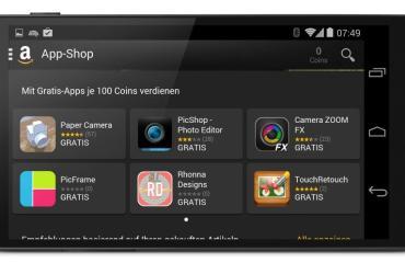 amazon kamera foto apps