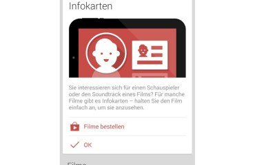 infokarten google play