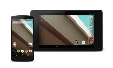 Android L Header