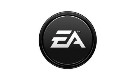 EA Games Logo Header