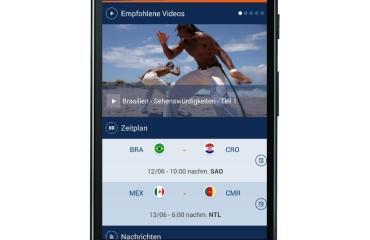 Sportschau FIFA WM-App