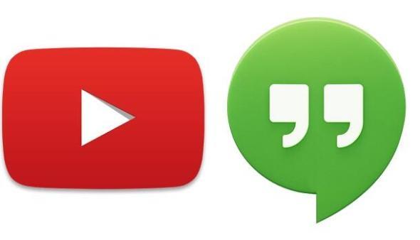 youtube hangouts update