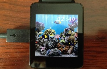 DDDWNB Aquarium Android Wear
