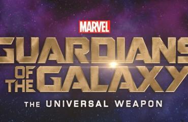 Guardians of hte Galaxy Header
