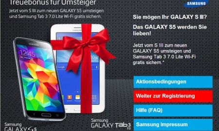galaxy upgrade