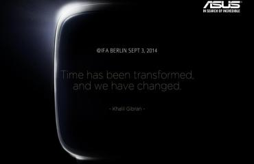 Asus IFA Teaser