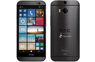 HTC One M8 Windows Phone Pressebild