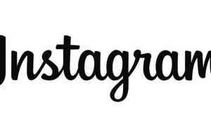 Instagram Logo Header