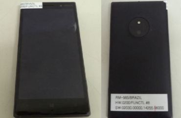 Nokia Lumia 830 Leak Header