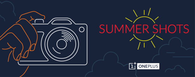 OnePlus Summer Shots Contest