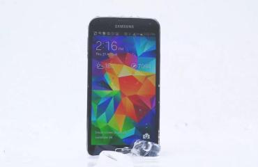 Samsung Galaxy S5 IceBucketChallange