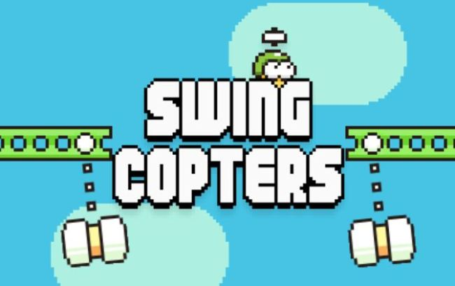 Swing Copters Header
