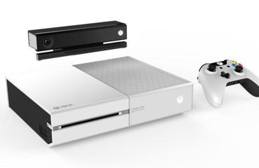 Xbox One Weiß White Header