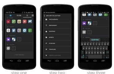 Yahoo_Aviate_Launcher_Custom_Collections