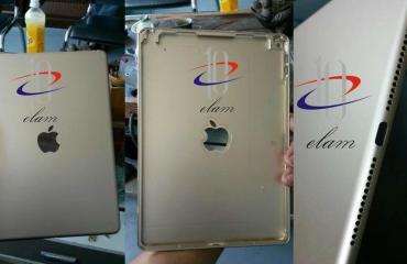iPad Air 2 Leak Fotos