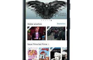 Amazon Instant Video Android