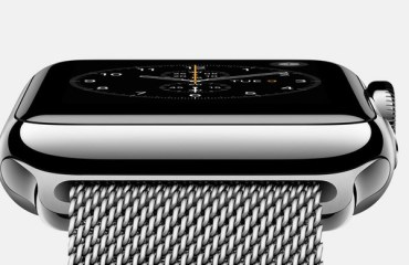 Apple Watch Uhr Header