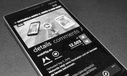 MetroTube Windows Phone Header