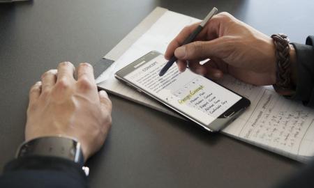 Samsung Galaxy Note Header