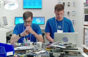 Samsung Genius Werbung Header