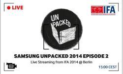 Samsung Unpacked 2014
