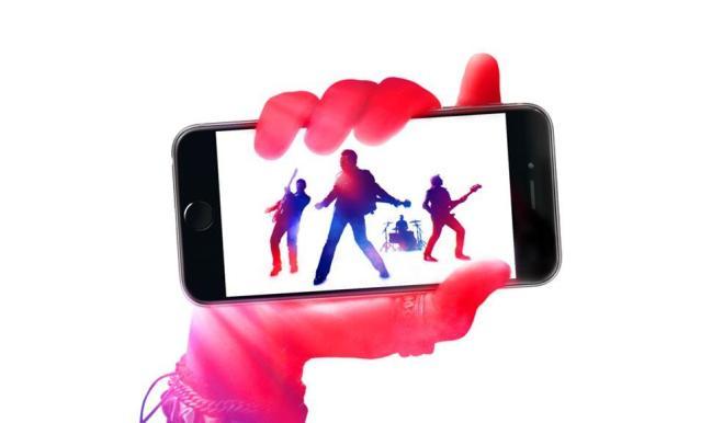 U2 Album iTunes Header