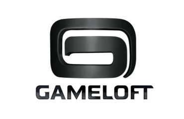 Gameloft Logo Header